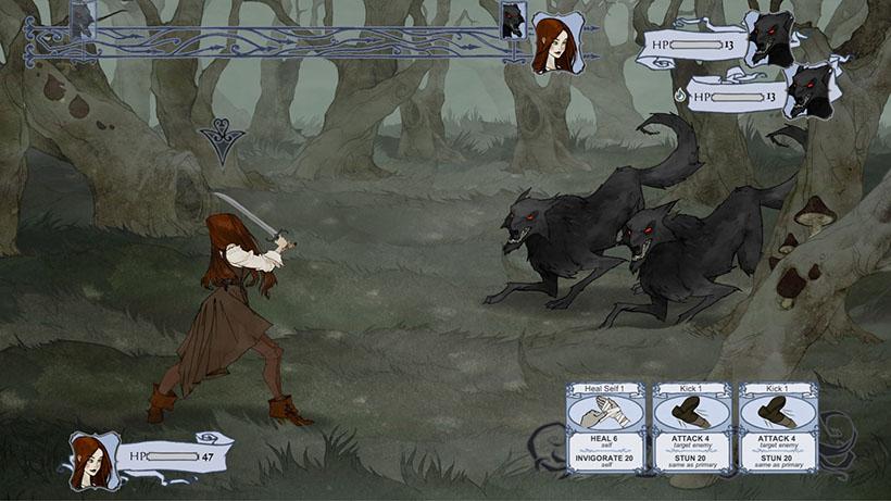 The Huntsman Screenshot